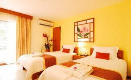 Изображение отеля Cosy Beach Resort & Spa Superior Wing: 9