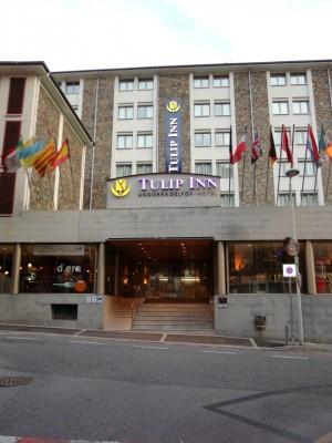 TULIP INN ANDORRA HOTEL (EX. DELFOS)