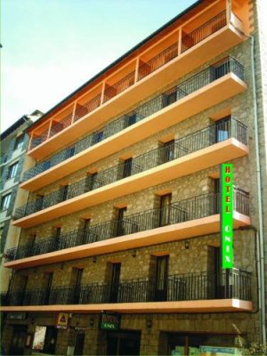ALFA HOTEL (EX. ONIX)